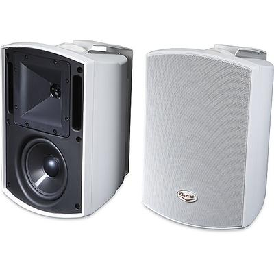 Klipsch AW-525 (WH) Outdoor Speakers (pair)