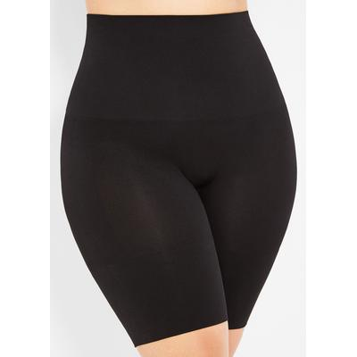 Plus Size Long Leg Shaping Shorts