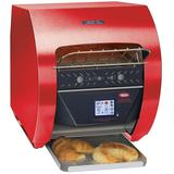 Hatco TQ3-400 Toast-Qwik Red Conveyor Toaster with 2
