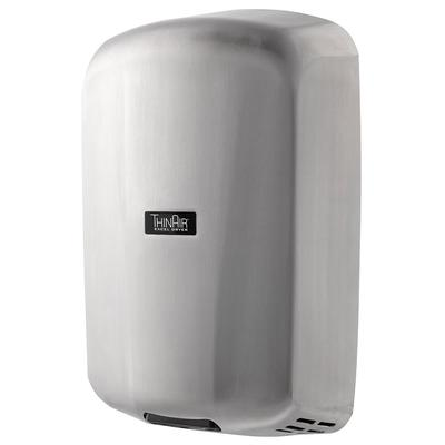 Excel Dryer TA-SB Automatic Hand Dryer w/ 14 sec Dry Time - Stainless, 110 120v