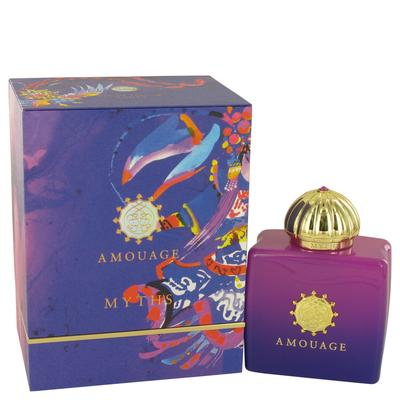 Amouage Myths For Women By Amouage Eau De Parfum Spray 3.4 Oz