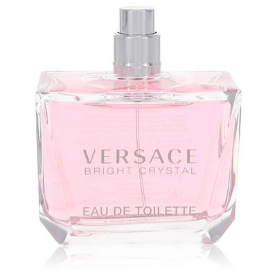 Bright Crystal For Women By Versace Eau De Toilette Spray (tester) 3 Oz