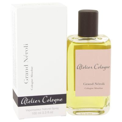 Grand Neroli For Women By Atelier Cologne Pure Perfume Spray 3.3 Oz