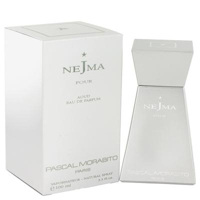 Nejma Aoud Four For Men By Nejma Eau De Parfum Spray 3.4 Oz