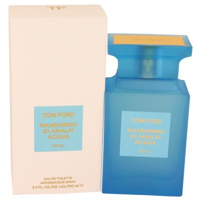 Tom Ford Mandarino Di Amalfi Acqua For Women By Tom Ford Eau De Toilette Spray 3.4 Oz