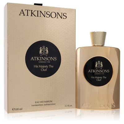 His Majesty The Oud For Men By Atkinsons Eau De Parfum Spray 3.3 Oz