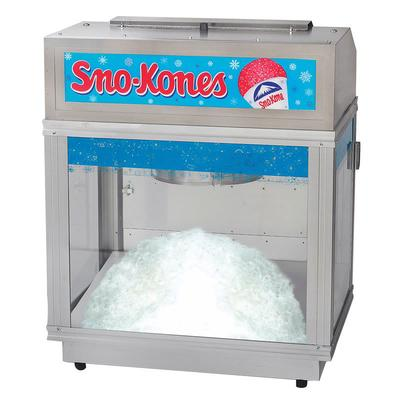 Gold Medal 1020-00-101 Top Half Shavatron Snow Cone Machine w/ 500 lbs/hr Capacity, 120v on Sale
