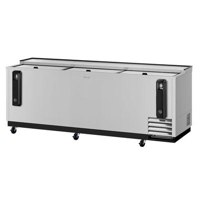Turbo Air TBC-95SD-N 95 Forced Air Bottle Cooler - Holds (912) 12 oz Bottles, Stainless, 115v on Sale