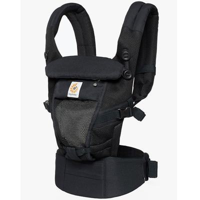 Ergobaby Adapt Baby Carrier, Cool Air Mesh - Onyx Black