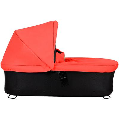 Mountain Buggy Carrycot Plus for Swift & Mini - Coral