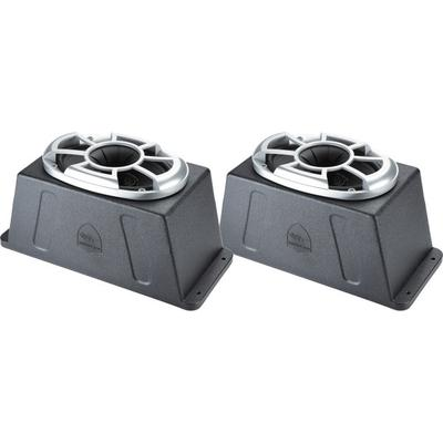 "Wet Sounds REV 6X9-SM-B Surface Mount Marine 6""x9"" Speakers"