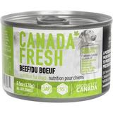 Canada Fresh Beef Canned Dog Food, 6.5-oz, case of 24