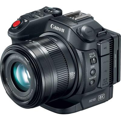 Canon XC15 Professional 4K Camcorder on Sale