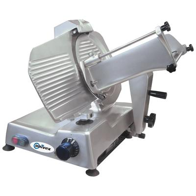Univex 6612M Manual Slicer w/ 12 Blade, Variable Slice Thickness, Sharpener, 115v on Sale