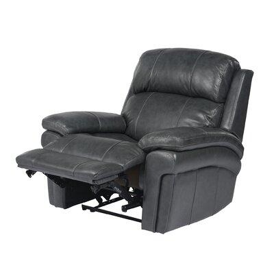 Red Barrel Studio Red Barrel Studio Dipaolo Luxe Leather Power Reclining Chair BI020209 Red Barrel Studio Lounge in style and snuggle up in the most comfortable seating that is sure to make you smile. This Dipaolo Luxe Leather Power Reclining Chair has...