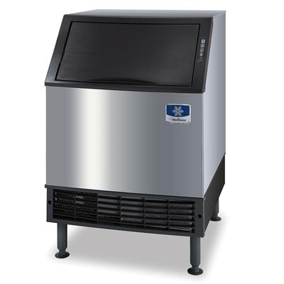 Manitowoc UYF0240W 38.5H Half Cube NEO Undercounter Ice Maker - 207 lbs/day, Water Cooled on Sale