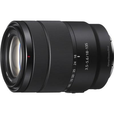 f/3.5--5.6 OSS compatible with APS-C sensor Sony E-mount mirrorless cameras,effective focal length: 27-202.5mm,Optical SteadyShot image stabilization for crisp handheld images