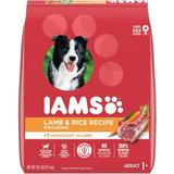 Iams ProActive Health Adult Lamb & Rice Formula Dry Dog Food, 38.5-lb bag