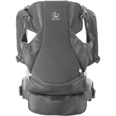 Stokke MyCarrier Front-Only Baby Carrier - Grey Mesh