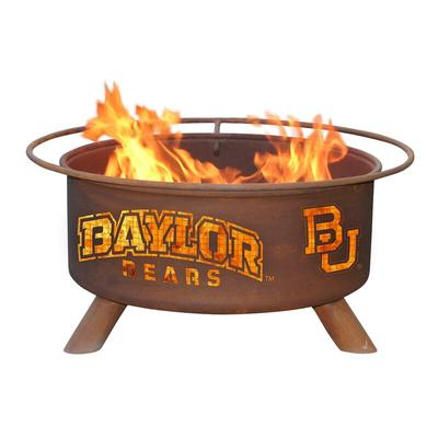 You\'ve got plenty of regular Baylor Bears gear, but you\'re missing that one piece that will take your assortment of team merchandise from ordinary to extraordinary. Add to your collection of authentic Baylor Bears dcor with this attention-grabbing Fire...