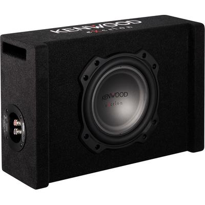 "Kenwood Excelon P-XW804B 8"" Ported Subwoofer Enclosure"