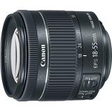 Canon - Canon EF-S 18-55mm f/4-5.6 IS STM