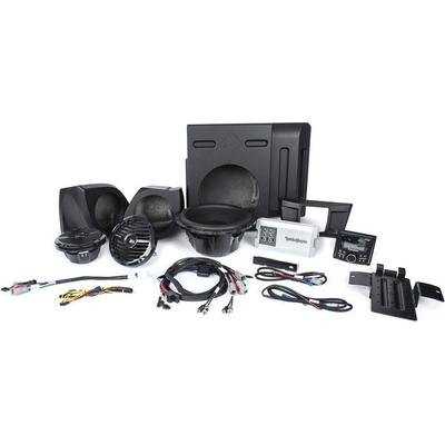 Rockford Fosgate YXZ-STAGE3 PMX-2, Front Speakers, Amp and Sub