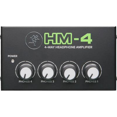 Mackie HM-4 Headphone Amplifier