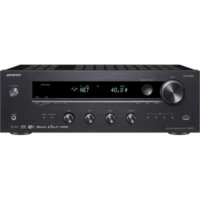 Onkyo TX-8270 stereo receiver with networking and HDMI