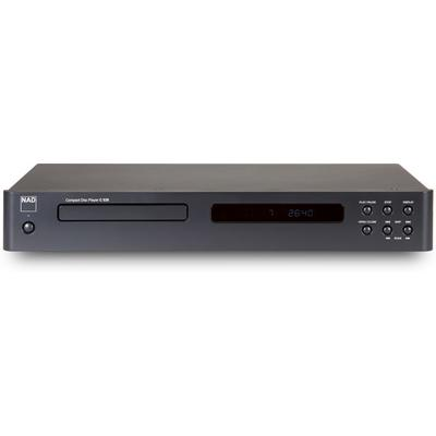 NAD C538 CD player, single disc