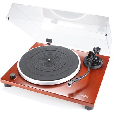 Music Hall MMF-1.5 CH turntable w,switchable phono stage