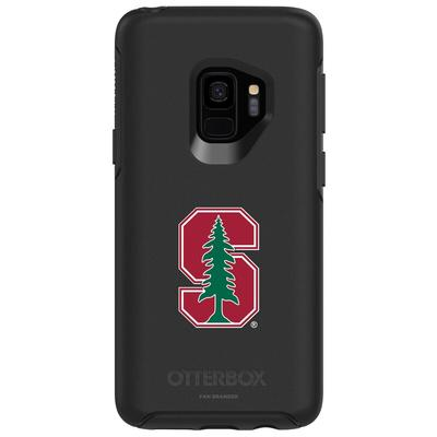 Stanford Cardinal OtterBox Galaxy S9 Symmetry Case