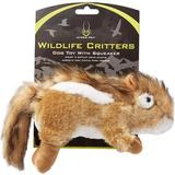 Hyper Pet Wildlife Critter Dog Toy, Chipmunk