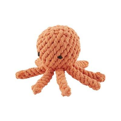 Jax and Bones - Jax and Bones Elton the Octopus Rope Dog Toy, Small