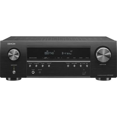Denon AVR-S540BT 5.2 channel home theater receiver