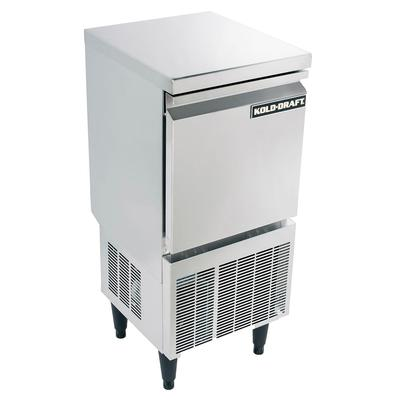 Kold-Draft KD-50 36.7H Full Cube Undercounter Ice Maker - 59 lbs/day, Air Cooled on Sale