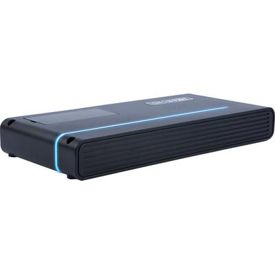 Memphis Audio PRXA700.5 50W x 4 + 250W x 1 Car Amplifier