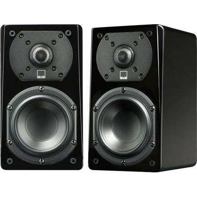 SVS Prime Sat pr-Gls BK 2 way satellite speakers; Piano Gloss