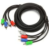 Crutchfield - Crutchfield 4 Channel 12 ft RCA Cable