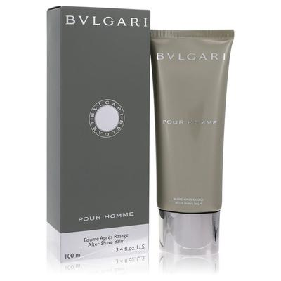 Bvlgari For Men By Bvlgari After Shave Balm 3.4 Oz