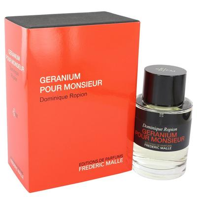 Geranium Pour Monsieur For Men By Frederic Malle Eau De Parfum Spray 3.4 Oz