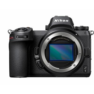 Nikon Z6 Body Only FX Format Mirrorless Camera on Sale