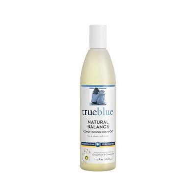 TrueBlue Pet Products Natural Balance Conditioning Dog Shampoo, 12-oz bottle