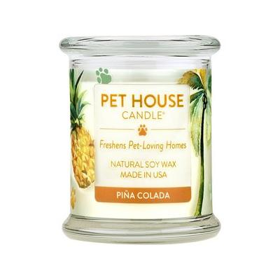 Pet House Pina Colada Natural Soy Candle, 8.5-oz jar