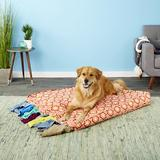 Molly Mutt Papillon Square Dog Bed Duvet Cover, Huge