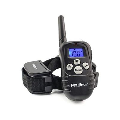 Petrainer 998DRU Remote Dog Training Collar; You can have the well-behaved pooch of your dreams quicker and easier than you thought with the Petrainer 998DRU Remote Controlled Dog Training Collar System. Correct such common doggie disobedience problems...
