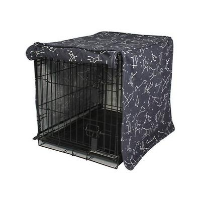Molly Mutt Rocketman Dog Crate Cover, Medium