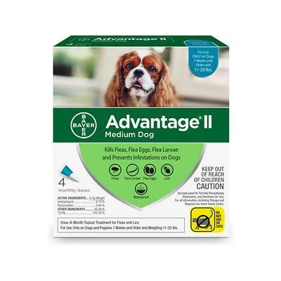 Advantage II Flea Treatment for ...