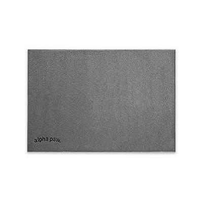 Smiling Paws Pets Cat Litter Mat, Gray, Jumbo