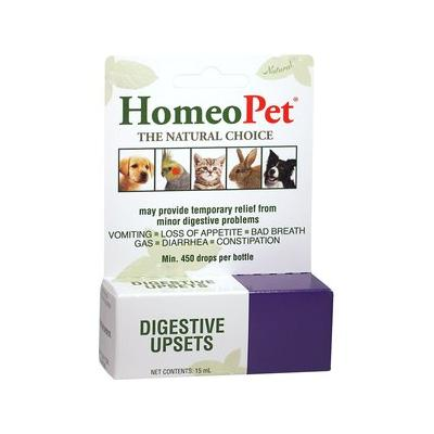 HomeoPet Digestive Upsets Dog, C...